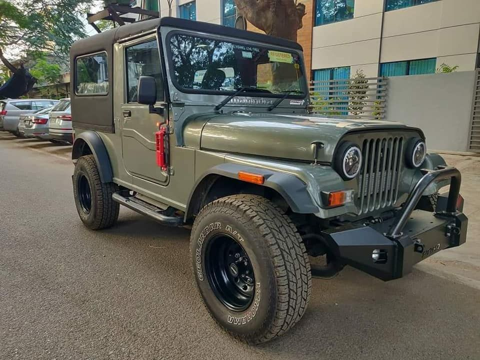 Prad 4x4 In Bangalore India Mahindra Jeep 4x4 Jeep Wrangler