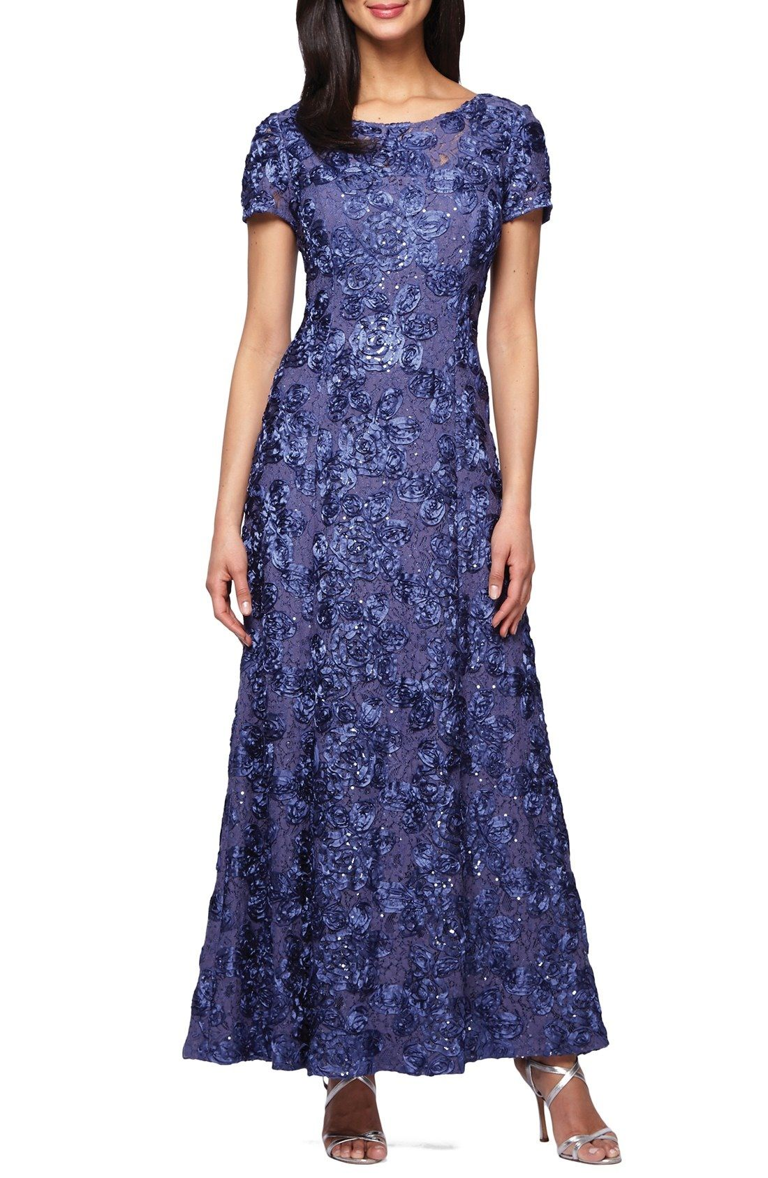 Alex Evenings Sequin | Beauty | Pinterest | Sequins, Petite and Gowns
