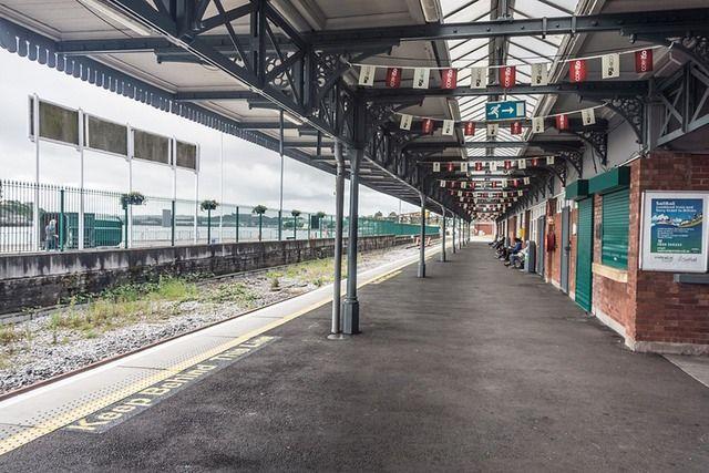COBH RAILWAY STATION