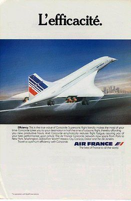 Concorde – 27 Years of Supersonic Flight