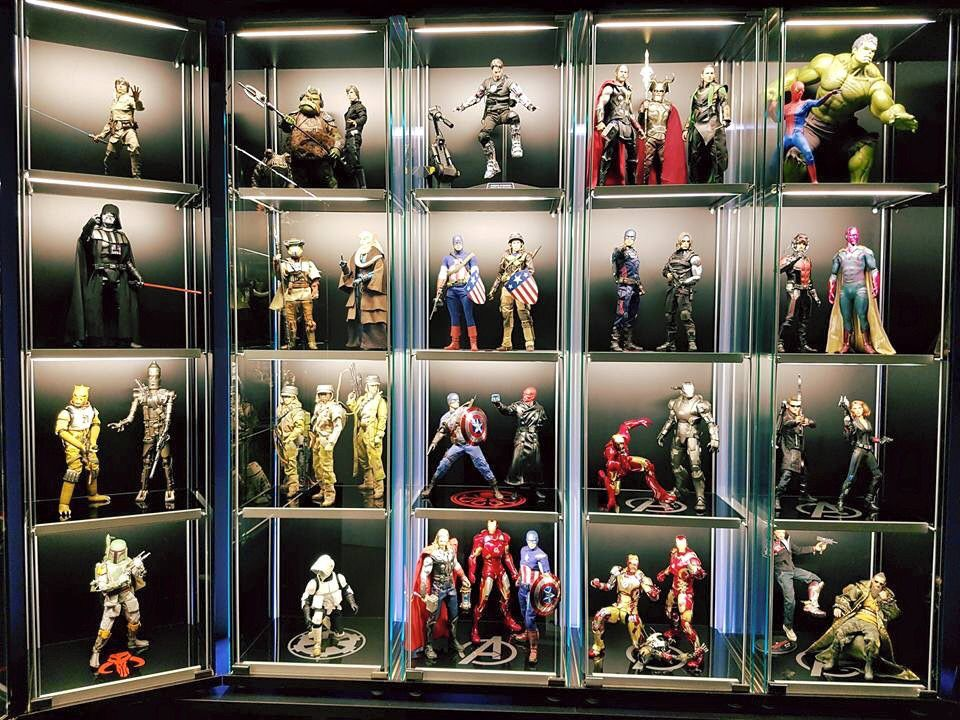Mainly Marvel Hot Toys Projects To Try Toy Display Toys