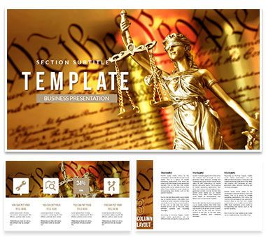 Administrative Law PowerPoint Templates PowerPoint Templates