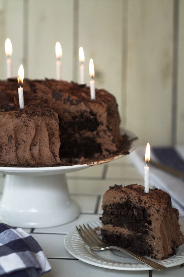 MUST SEE Chocolate Cake video and recipe!