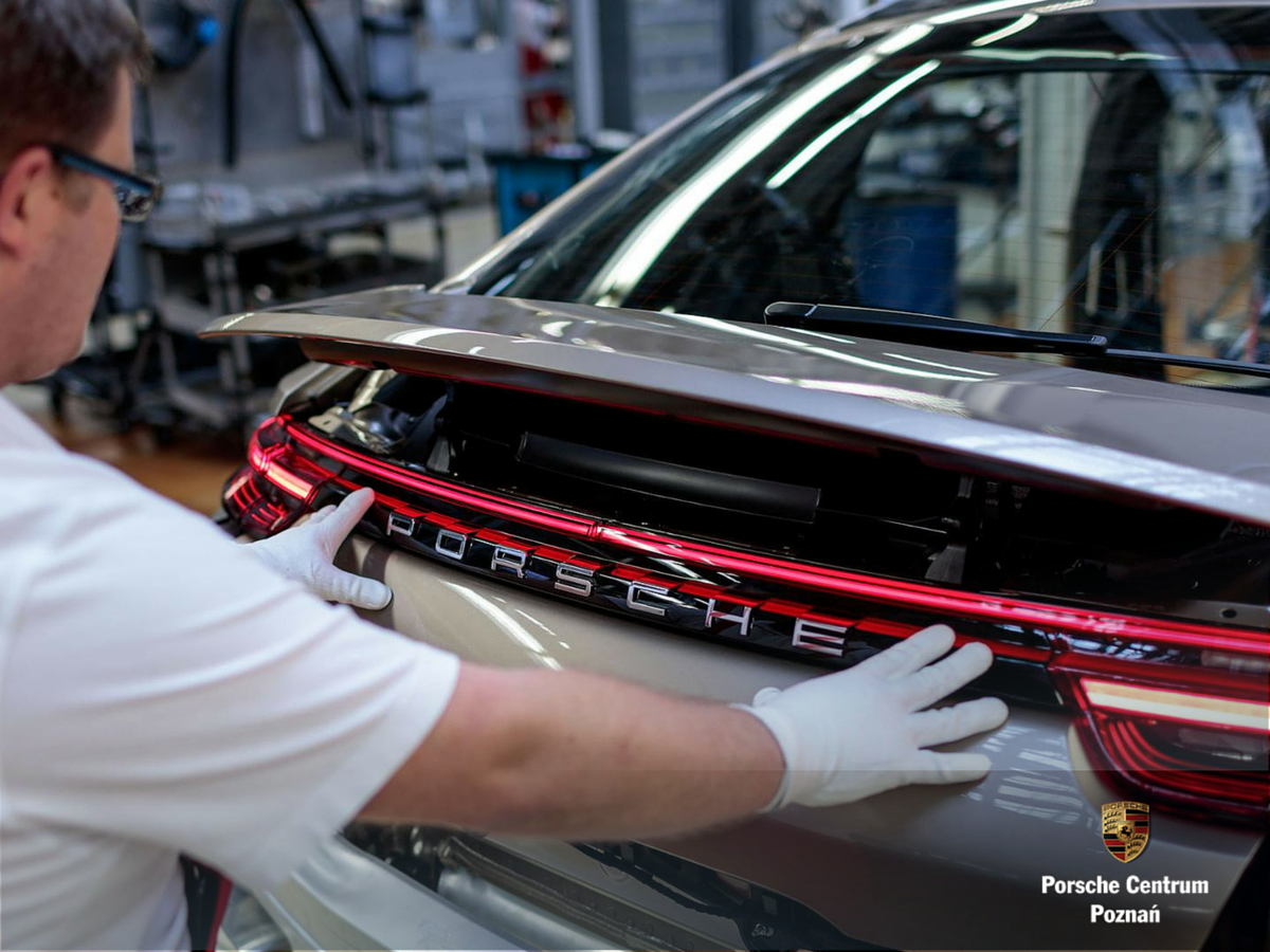 How we made the new Panamera?
