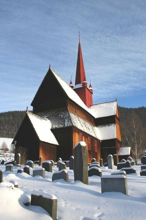 Ringebu stavkyrkje - Kirker i Norge