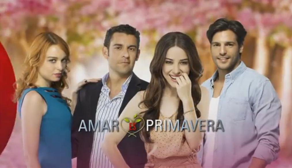 Amar Es Primavera Capitulo 1 Amar Es Primavera Amor Es Primavera Series Y Novelas