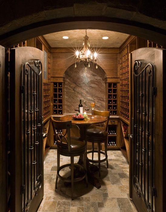 Wine Celler Vinho wine Pinterest Wine, Wine cellars and Basements