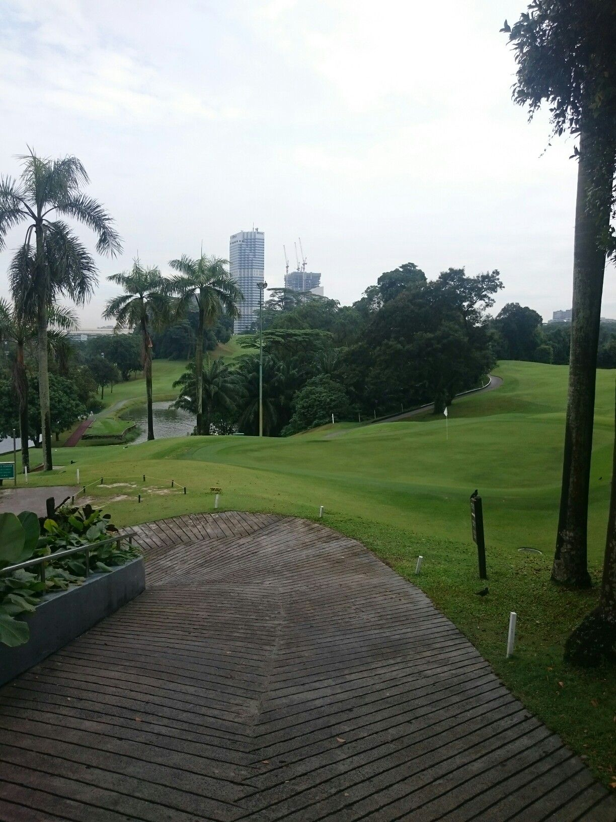 The Keppel Club Singapore Golfers Will Relish The 5 917 Metres Of Our Par 72 Undulating Golf Course Designed By Ronald Fr Golf Courses Golf Tips Golf Basics