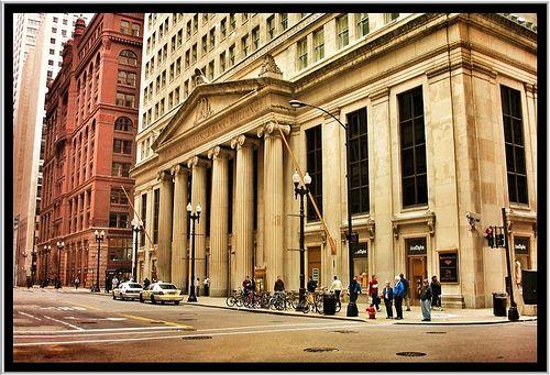 Continental Illinois National Bank and Trust Company ~ Exterior | Flickr – Compartilhamento de fotos!