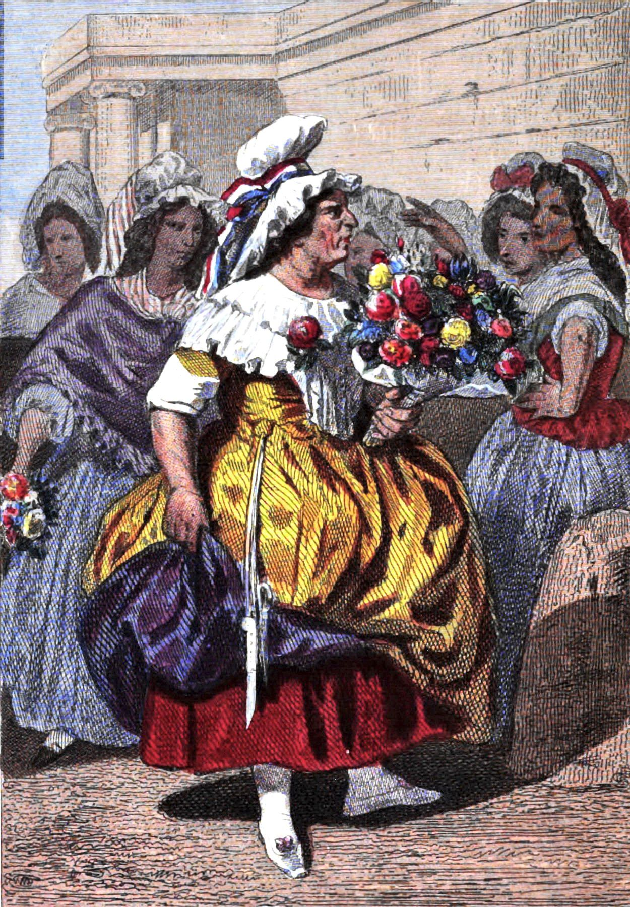 describe the role of women in the french revolution french  women in the french revolution while most of these women were sans culottes was a term