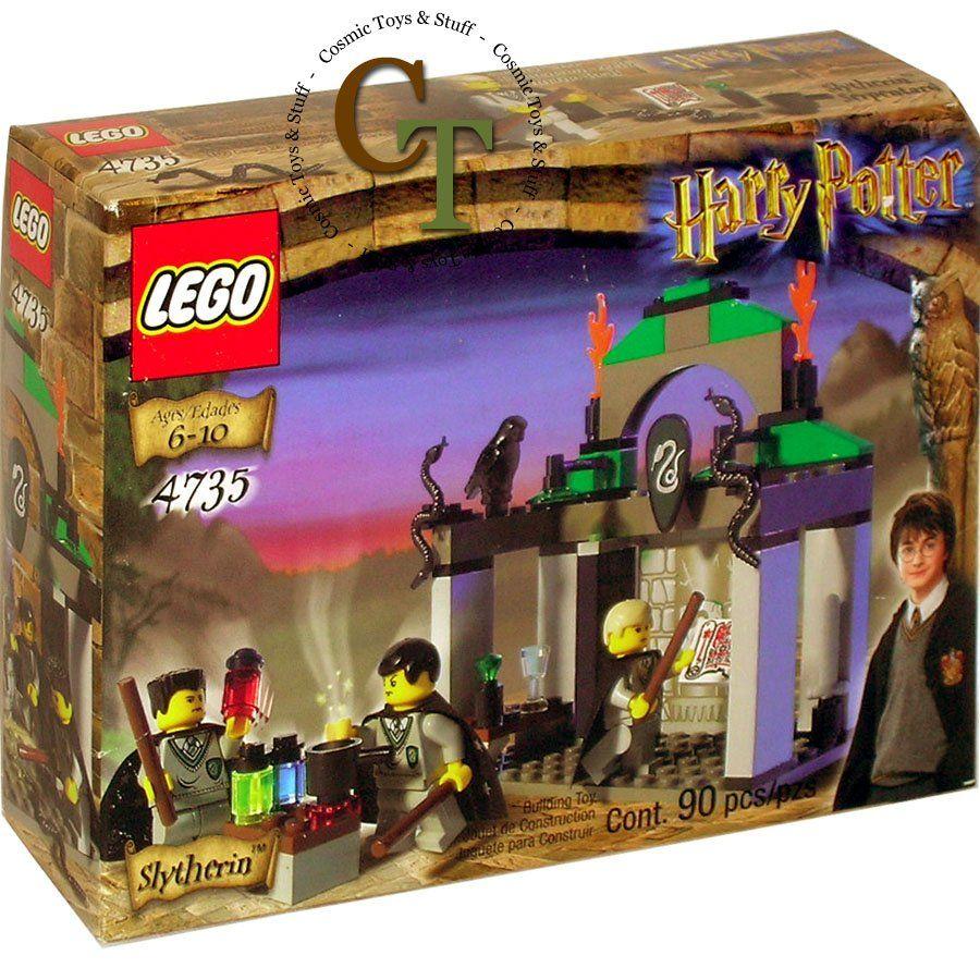 Lego 4735 Slytherin New Slytherin Harry Potter Lego Harry Potter Lego
