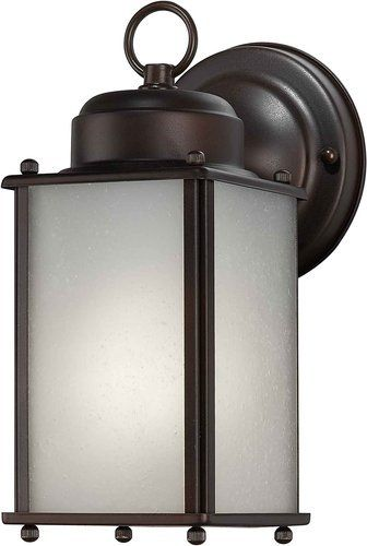 Save 5 9 buy a forte lighting 10007 01 energy efficient traditional classi · outdoor