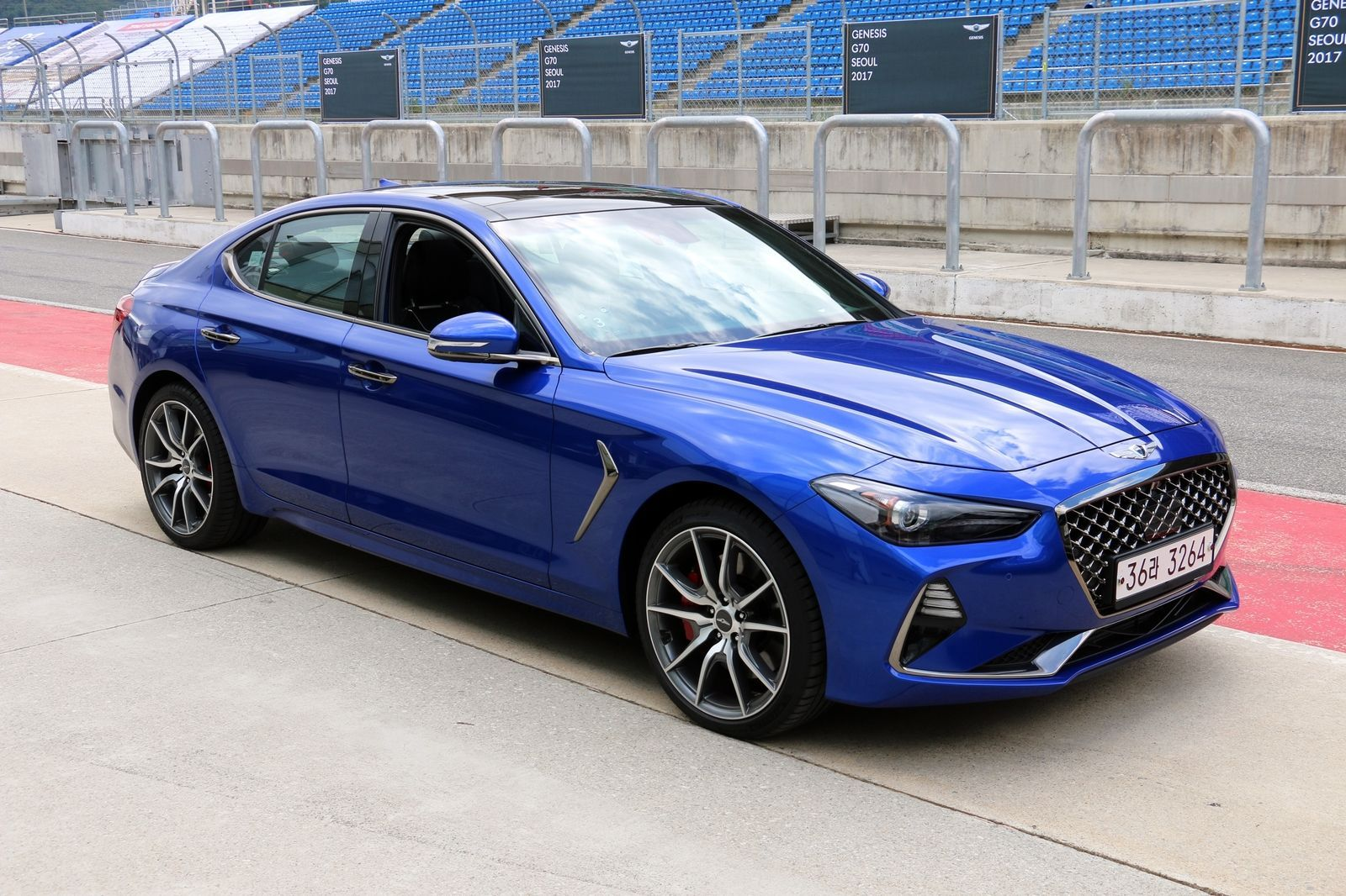 2018 Genesis G70 First Drive First drive, Super cars