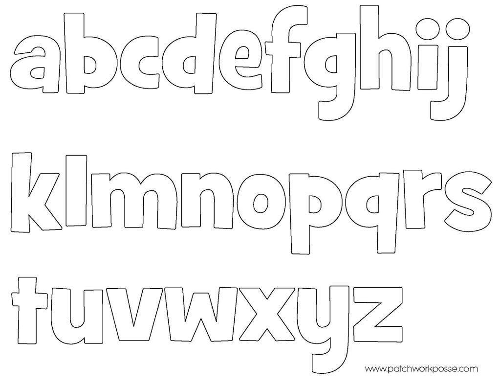 Alphabet applique template printable applique ideas sewing ideas alphabet applique template printable spiritdancerdesigns Gallery
