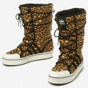 Adidas Originals Honey Winter Leopard