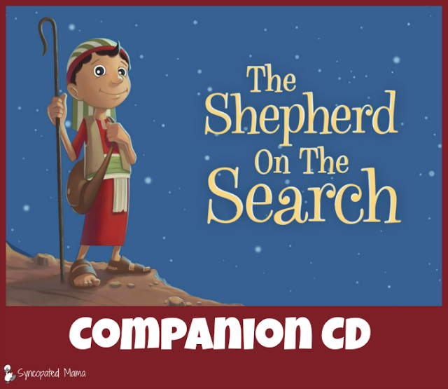 DaySpringSOTS *Shepherd on the Search Companion CD* Have you heard about The Shepherd on the Search yet? It's a wonderful new tradition that keeps the focus on Christ at Christmas while still having fun with all the build-up before the big day. Today I'm sharing the fantastic companion CD with you!
