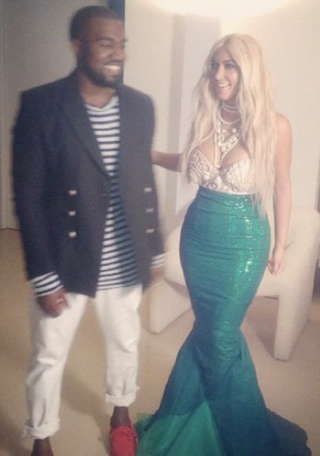 The 10 Best Celebrity Couple Halloween Costumes Of All Time Kanye - celebrity couples halloween costume ideas