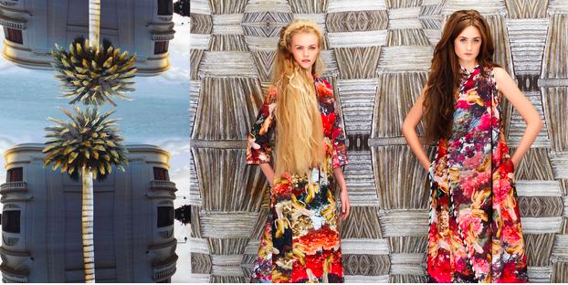 Calendario Lafayette 2015: realismo mágico en cada imagen y cada prenda. Descubre el proceso de estampación digital y sus increíbles resultados aquí>>> http://bit.ly/1JSqYCm