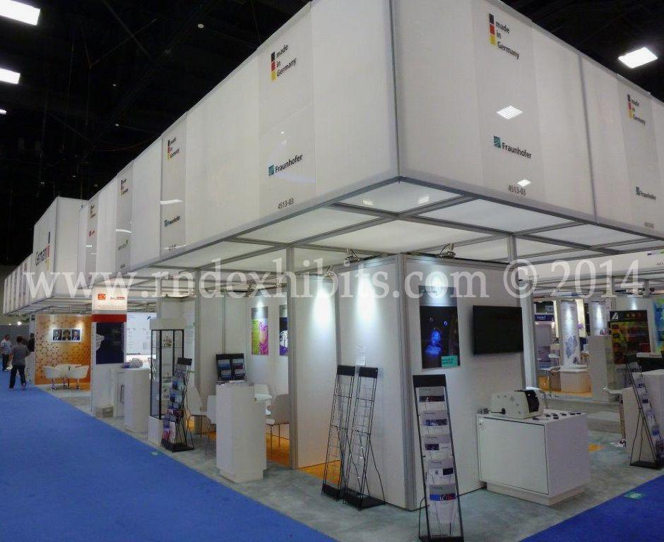 Exhibition Booth Design Germany : Bio germany pavilion octanorm exhibits pinterest
