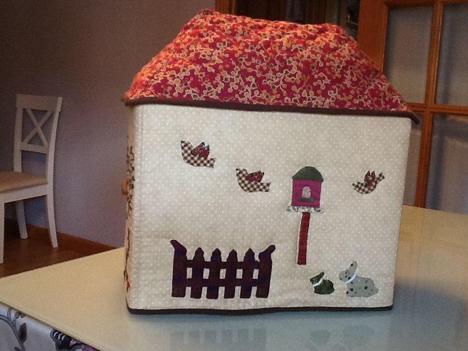 Casitas patchwork buscar con google sewing - Casas de patchwork ...