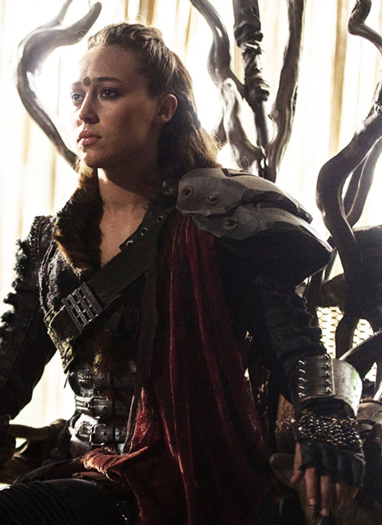 Before lexa 100 commander the What was