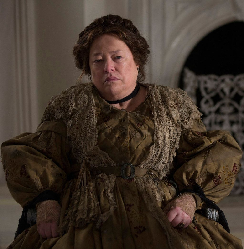 Kathy Bates Who Appears In American Horror Story S Coven Will