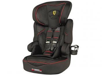 ffa962ca28848 Cadeira para Auto Ferrari Black Beline SP - Regulável para Crianças de 9Kg  até 36Kg