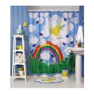 Crayola Sunny Days Bathroom Accessories Collection No Way