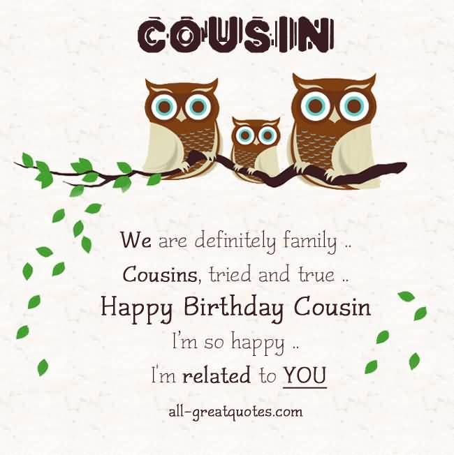 Download Free Birthday Wishes For Cousin Male And Female The Happy Birthday Wishes For A Cousin