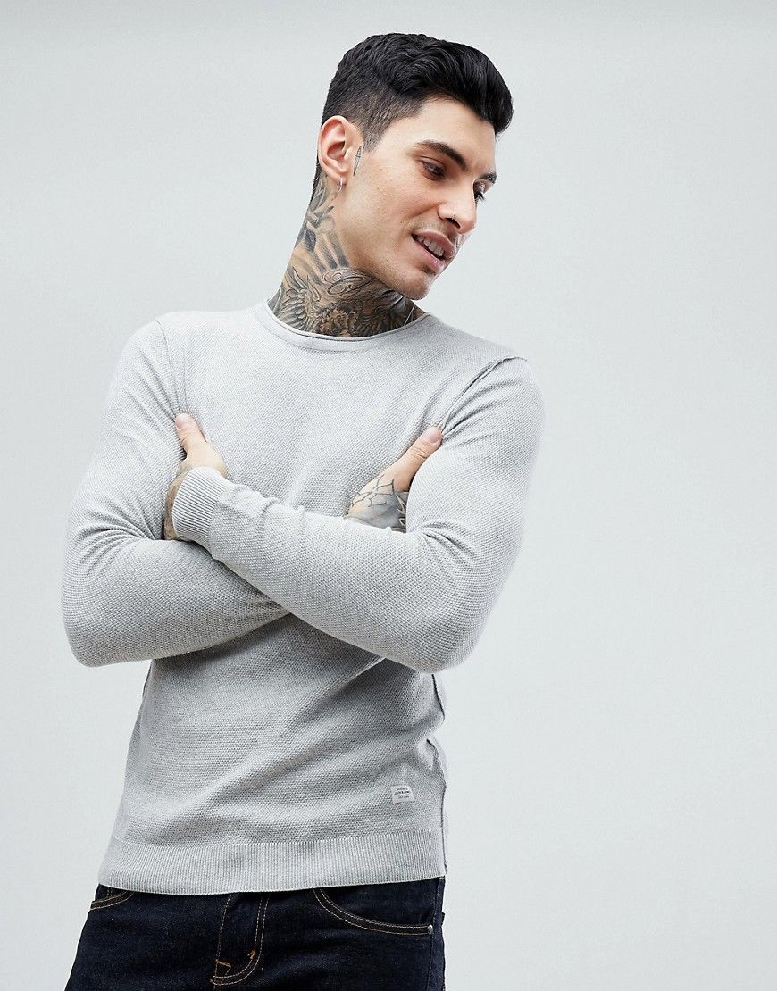 Jack   Jones Originals Knitted Sweater in 2018   Products ... 2c2582145d