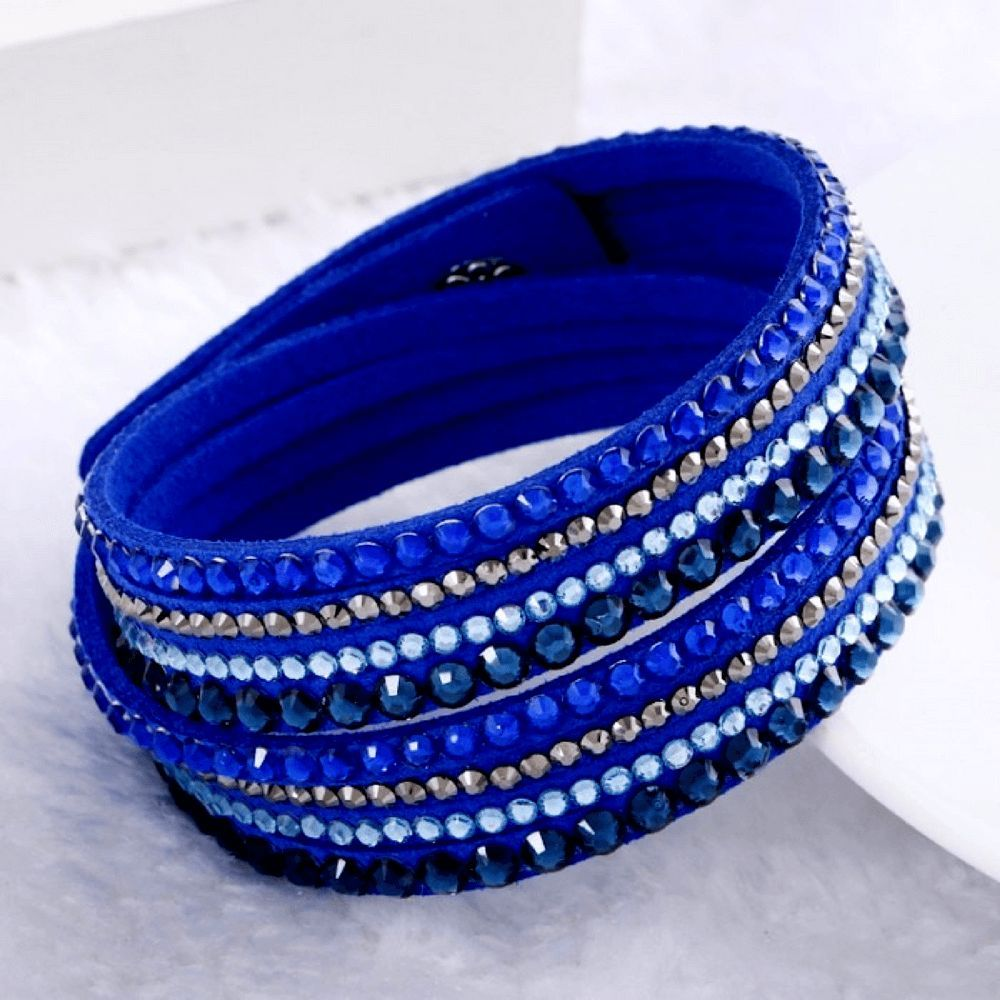 Laura crystal bracelet products pinterest products