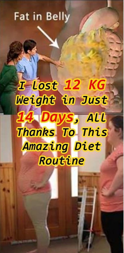 1 stone weight loss in 2 weeks