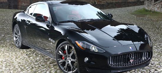 Maserati GranTourismo Aggressive And Intimidating In The Front And Sleak  And Appealing In The Back.