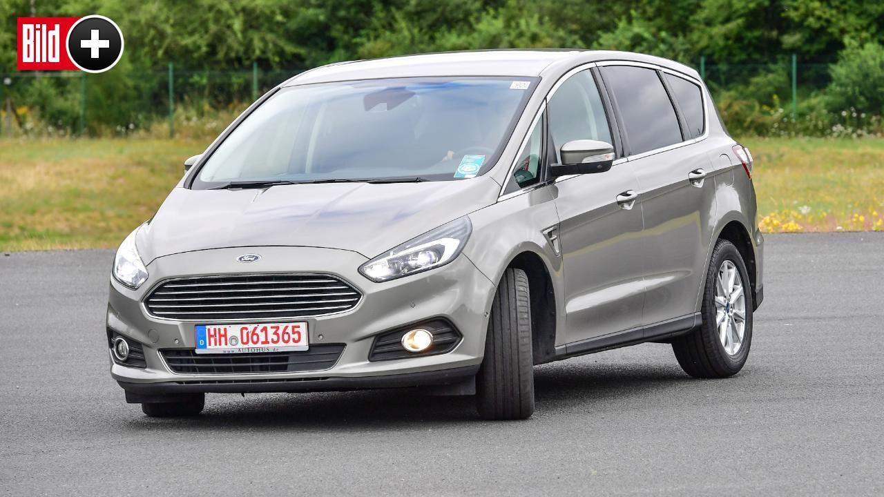 Gebrauchter Ford S Max Wie Gut Ist Der Familienvan Im Alter Mit Bildern Ford S Max