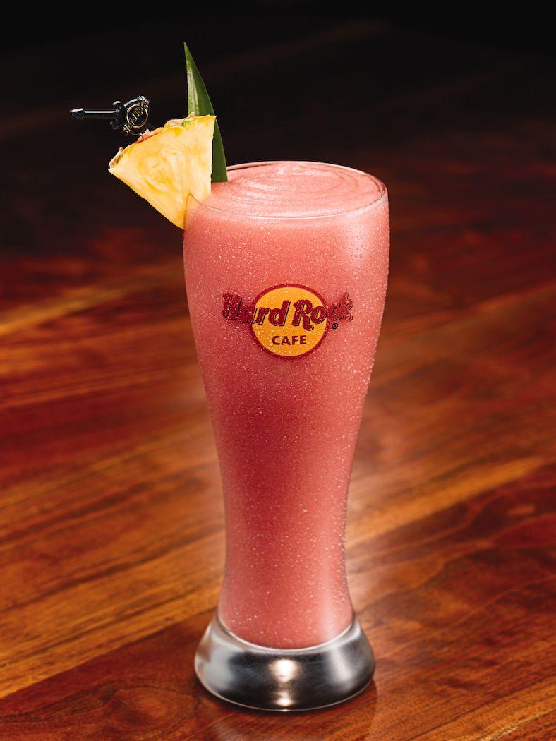 Bahama Mama Hard Rock Cafe Recipe