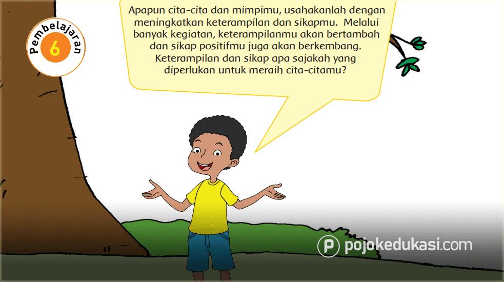 Kunci Jawaban Halaman 54 55 56 57 58 59 Tema 6 Kelas 4 Buku Kunci Kurikulum