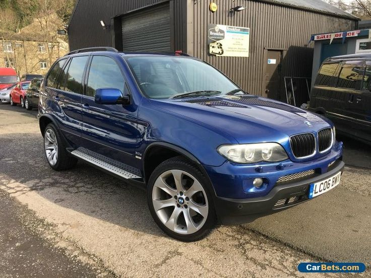 Cool BMW 2017: 2006 BMW X5 D SPORT DIESEL EDITION AUTO BLUE #bmw #x5dsporteditionauto #forsale ... Car24 - World Bayers Check more at http://car24.top/2017/2017/03/30/bmw-2017-2006-bmw-x5-d-sport-diesel-edition-auto-blue-bmw-x5dsporteditionauto-forsale-car24-world-bayers-2/