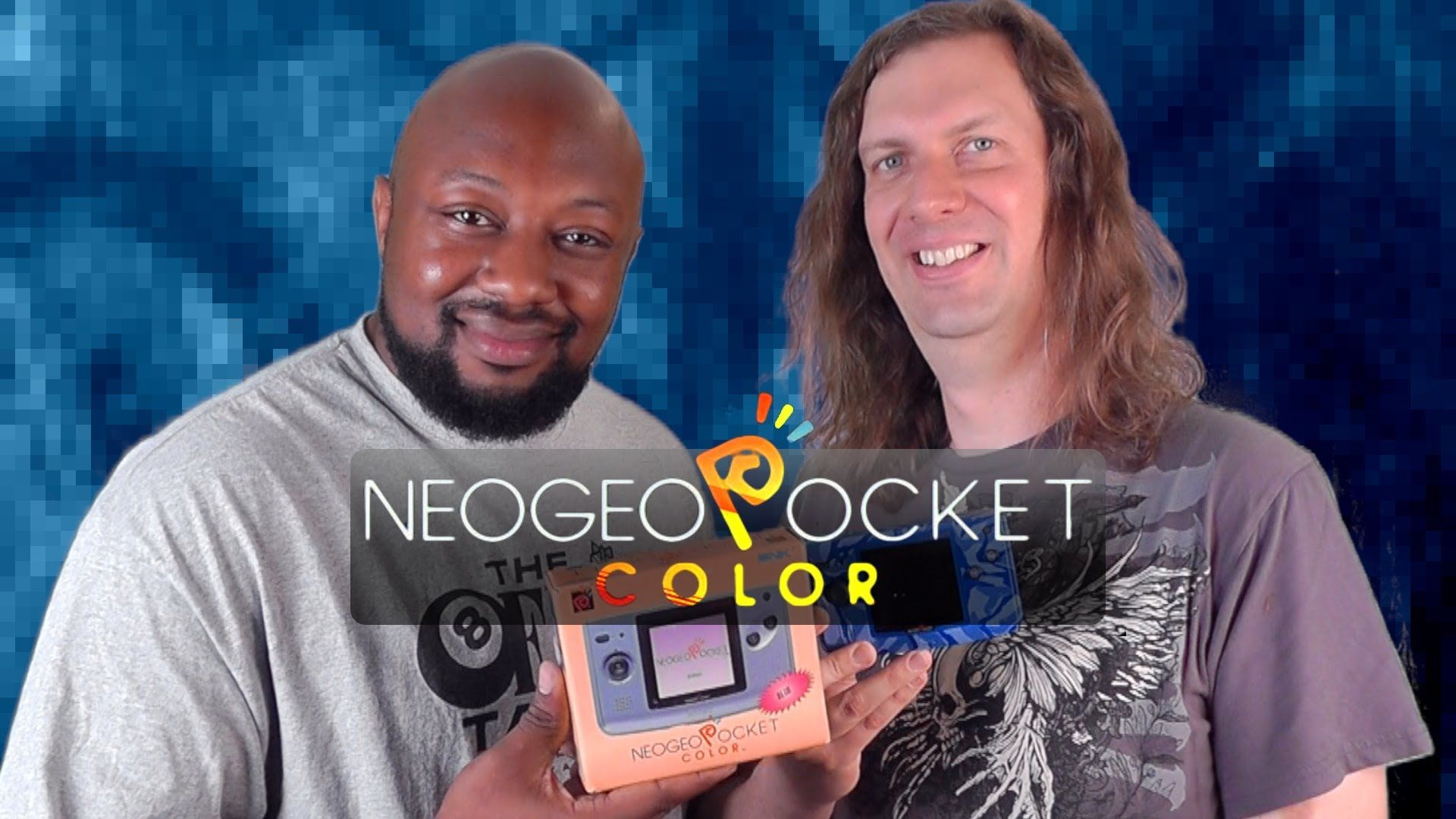 Reggie comes by to talk about one of his favorite handhelds: the NEO GEO Pocket Color. This competitor to the Gameboy Color didn't make much of a splash, but it has a hardcore dedicated fan base today and some great games for it.