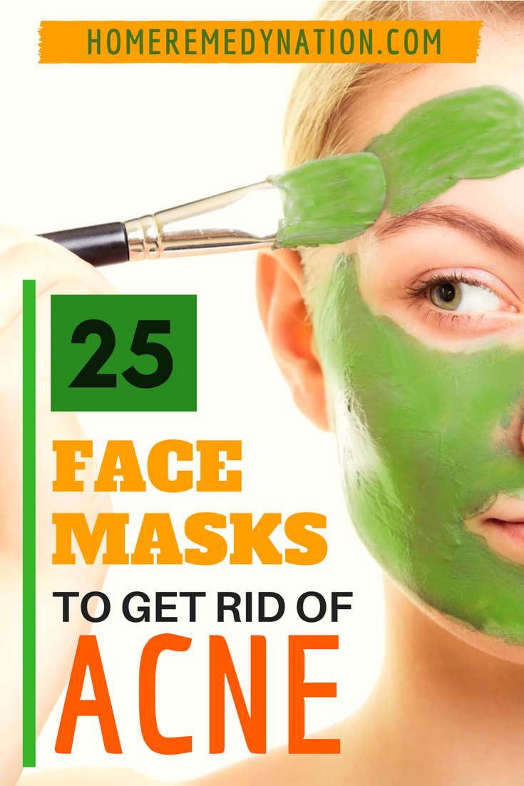 26 effective diy face masks for stubborn acne and recurring pimples do it yourself face masks which will help you get rid of acne pimples home remedy nation acne pimples facemasks diy beauty natural skincare solutioingenieria Gallery