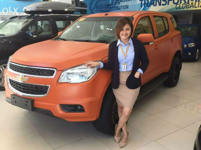 Chevrolet Trailblazer 2017 Philippines Chevrolet Trailblazer 2017 Chevrolet Trailblazer Trailblazer
