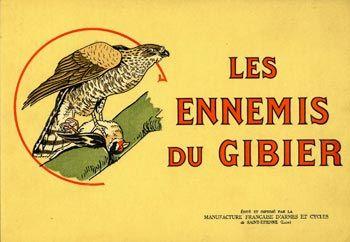 Samat. Les ennemis du gibier. 1935