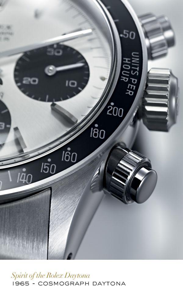1965 Rolex Cosmograph Daytona. #RolexDaytona #RolexOfficial
