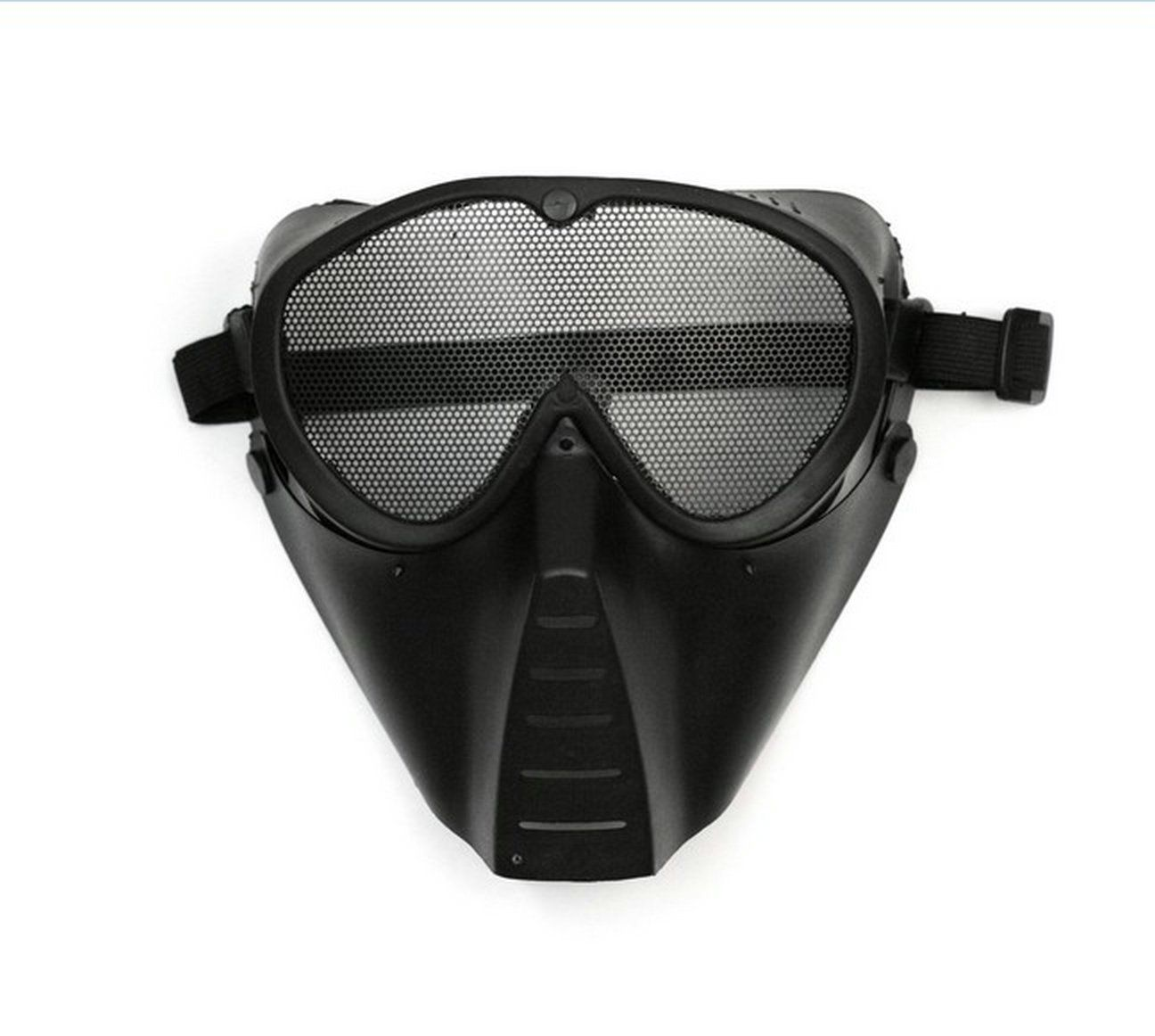 Amazon.com : TMC Sport Gear Tactical Airsoft Metal Mesh Lower Face ...