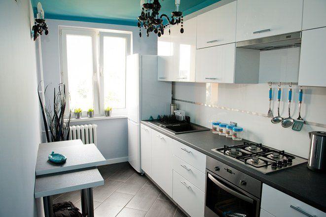 Zdja Cie Nr 2 W Galerii Mieszkanie Wielka Pa Yta A Deccoria Pl Kitchen Design Kitchen Home Decor