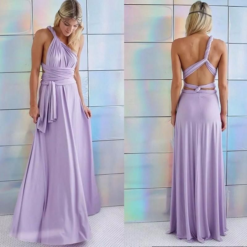 4a3777001da Lavender Katherine Convertible Infinity Multiway Wrap Bridesmaids Dres –  Asia Wedding Network Limited