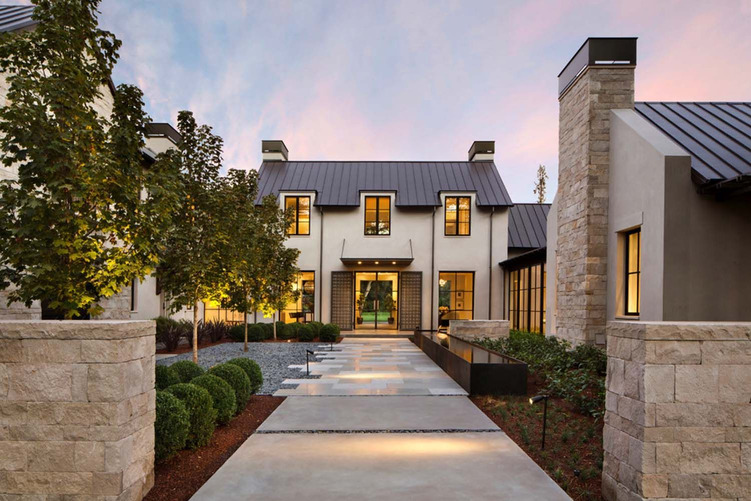 spectacular california home inspired