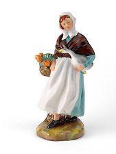 Country Lass HN1991A - Royal Doulton Figurine