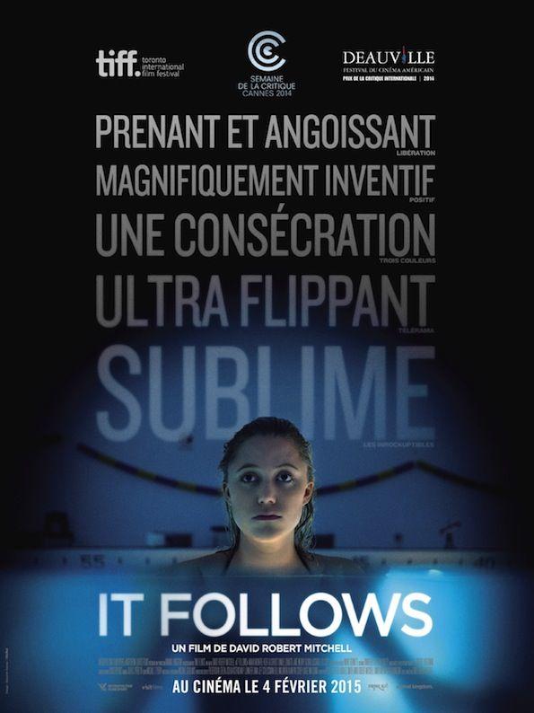 Premier trailer de It Follows  CineChronicle  Critique cinema