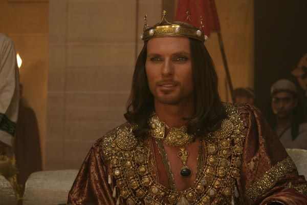 One Night With A King Luke Goss Played King Xerxes Watched This Movie Last Night And I Instantly Fell In Love First Night Queen Esther Luke