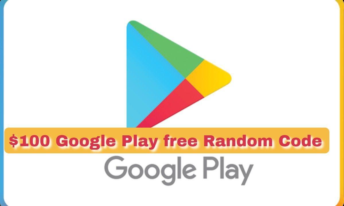 How To 100 Google Play Free Random Gift Card Codes Google Play Gift Card Gift Card Generator Google Play Codes